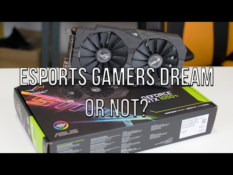 video Asus Rog Strix Gtx 1050Ti O4G Gaming