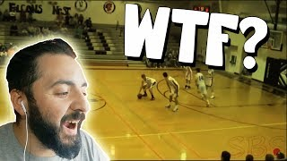 Greatest Trick Plays of Basketball History - Vídeo Reacción - BasketChile