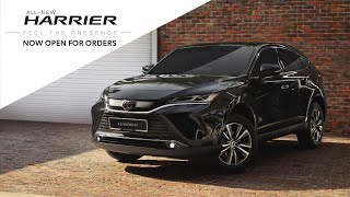 All-New Toyota Harrier