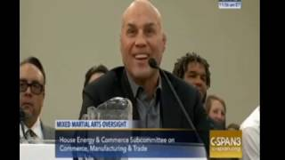 Randy Couture Exposes the UFC in Front of the US Senate