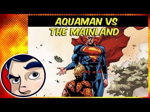 Aquaman VS The Mainland