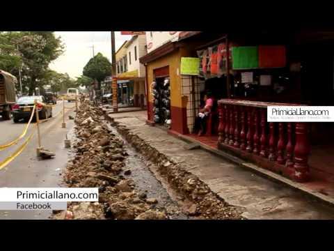 Comunidad y comerciantes se quejan por demora en obras.