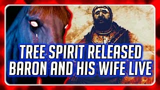 Witcher 3 🌟 Freeing the Tree Spirit & Keeping the Baron and His Wife Anna Alive