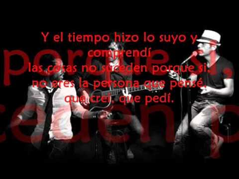 Mientes-Camila(Letra)