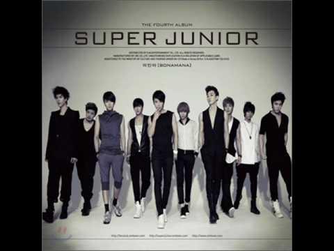 Super Junior - 진심 (All My Heart)