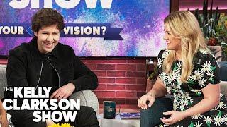 Kelly Clarkson Wants David Dobrik's Job As A YouTuber