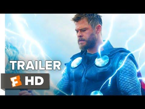 Avengers: Endgame Trailer #2 (2019)