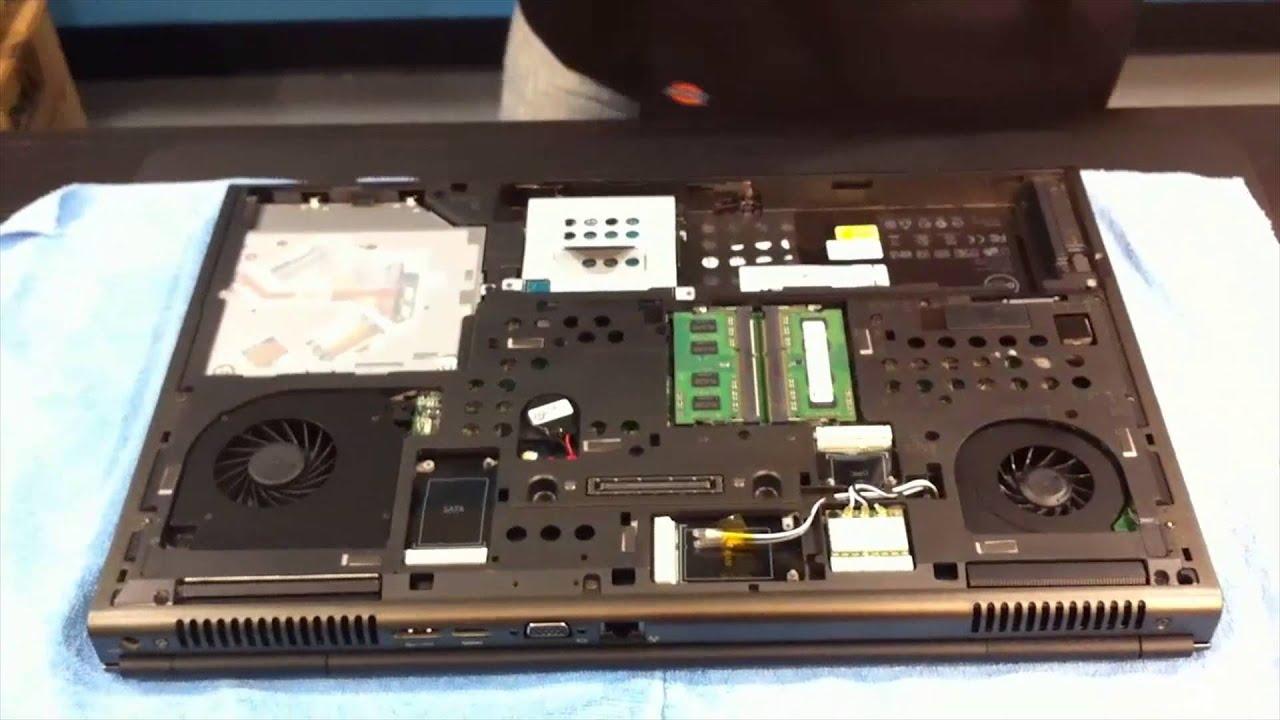 Dell precision M6400 hardware manual