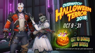 Overwatch - Overwatch Halloween Terror 2018