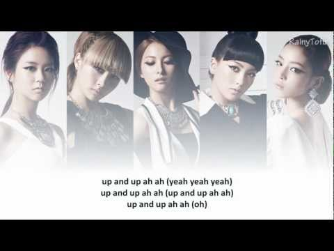 Kara - Pandora~ lyrics on screen (KOR/ROM/ENG)