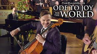Ode To Joy To The World (With Choir & Bell Ringers) The Piano Guys