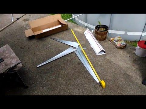 New Wind Generator Blades