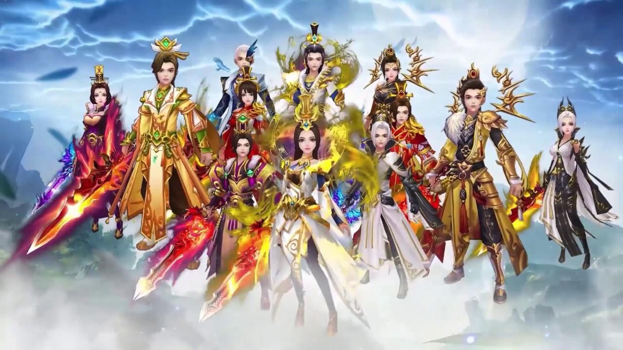 Chơi Tử Thanh Song Kiếm on PC 2