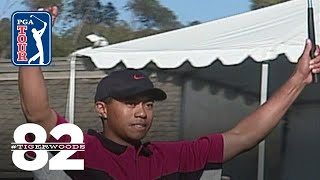 Tiger Woods wins 1999 Buick Invitational Chasing 82