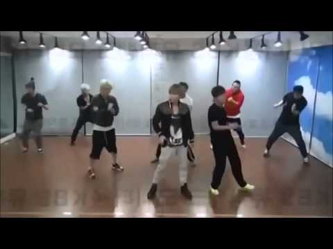 Shinee Why So Serious Dance Practice Mirror