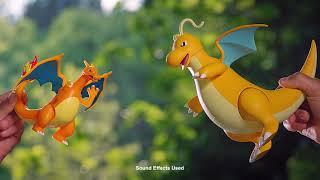 New Pokémon Figures Ready For Battle!
