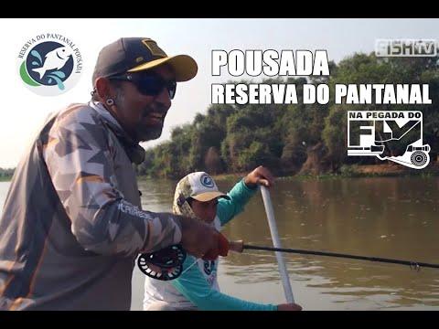 Na Pegada do Fly - Fish TV /2