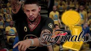 NBA 2K16 MyCAREER NBA Finals Part 1 - Adrian FINALLY Gets REVENGE!!!