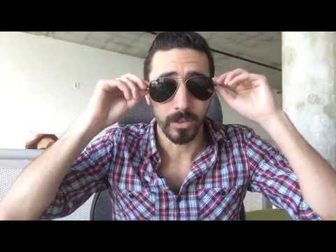 Ray-Ban RB 3025 Antique GOLD Sunglasses Review