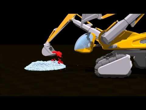 Simulation in Action: MBD Cavator