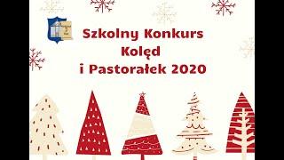 W tym roku Szkolny Konkurs Kolęd i Pastorałek odbył się w wersji online. Dziękujemy naszym uczniom i