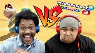 A LOT OF SALTINESS UP IN HERE.. (pause?) [DASHIE VS. CORY] [MARIO KART 8 DELUXE]