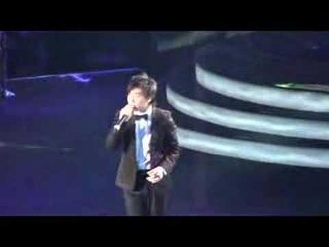 Anson Hu 2007中国TOP排行榜: 胡彦斌现场唱《男人KTV》