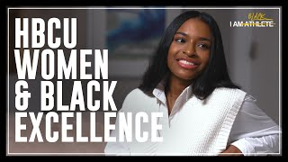 HBCU Women & Black Excellence | I AM BLACK with Brandon Marshall, Chad Johnson & More