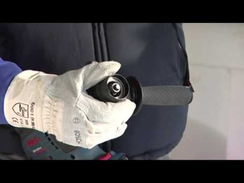 Bosch GBH36VF-LI Plus 36v Sds Drill Hammer Drill 1 x 4.0AH Battery Charger Case 0611907075