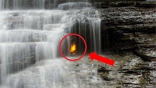 7 Ngọn Lửa Cháy Mãi Không Tắt Trên Thế Giới