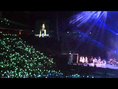 S.H.E 2gether 4ever Singapore Concert 26102013 - 远方