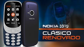Video Nokia 3310 (2017) JyxnuxKNyD4