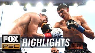 Sebastian Fundora vs. Jorge Cota | FULL FIGHT HIGHLIGHT | PBC ON FOX