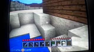 Let's Play Minecraft[Deutsch]#005_langweiliges Sandabbauen