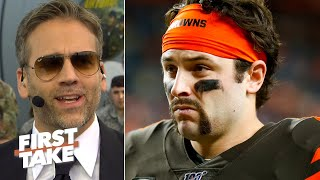 Max Kellerman is holding onto hope for the Browns | First Take