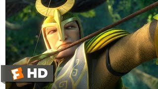 Epic (1/3) Movie CLIP - War for the Forest (2013) HD
