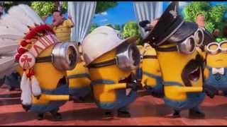 Minions - YMCA ( Oficial Video HD )