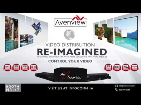 Avenview at Infocomm Clip