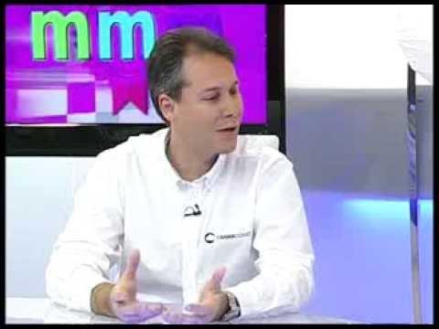 Entrevista a Alejandro Galtier, CEO, CTO de CanarCloud (www.canarcloud.es), en El Día TV (www.eldia.tv) el pasado 11 de Marzo del 2014, de la mano de