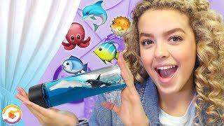 Fun Indoor Activities for Kids | DIY Ocean Room Decor Hacks
