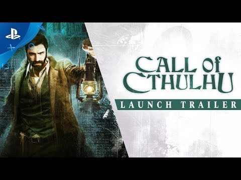 Call of Cthulhu: The Official Video Game Video Screenshot 2