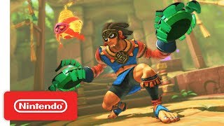 ARMS 4.0 Update: New Fighter - Misango - Nintendo Switch