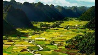 Cảnh quan đẹp tuyệt vời của quê hương, đất nước Việt Nam