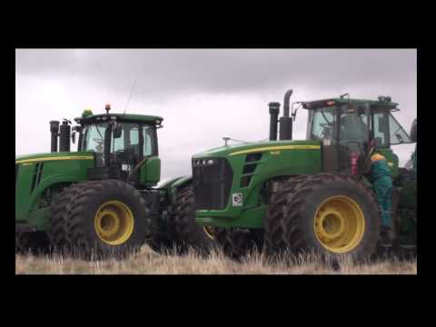 John Deere 9510R  трактор Дорнод аймагт