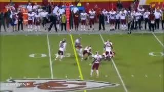 Josh Norman BIG HIT on Travis Kelce 1080p HD - Redskins vs Cheifs
