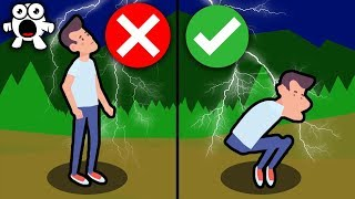 Top 10 Tips To Survive The Worst Natural Disasters