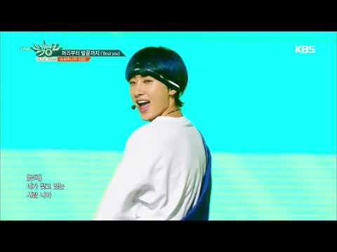 뮤직뱅크 Music Bank - 머리부터 발끝까지(Bout you) - 슈퍼주니어D&E.20180824