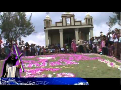 Procesión de Jesus Nazareno, Uspantán 2011