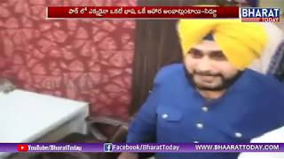 Sidhu stirs new controversy, prefers Pak over South India..