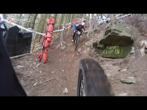 Rose Bikes BDS 2015: Round 3, Llangollen - Drift Innovation Official Course Preview